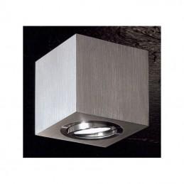 Faretto cubo alluminio...