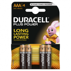 DURACELL BATTERIE MINI...
