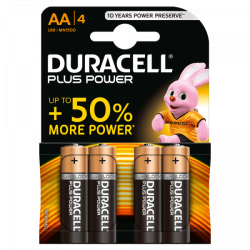 Duracell Plus Power...