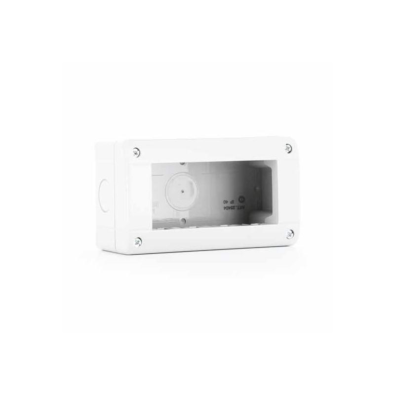 Custodia tenuta stagna 4 Moduli IP40 Idrobox Bticino 25404